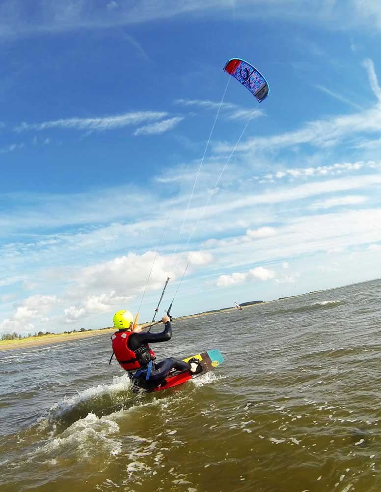Kitesurfing Lessons School Scotland Edinburgh Fife Dundee Troon Glasgow Inverness Kitesurfing Lessons