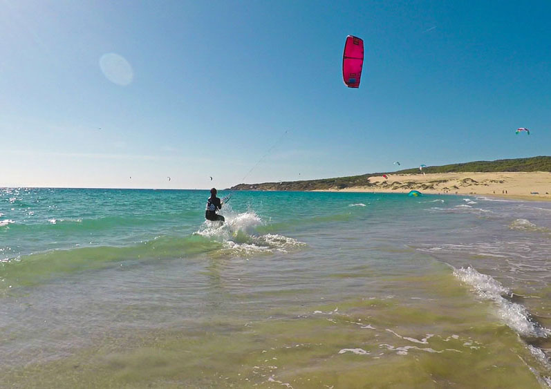 Kitesurfing Lessons Scotland Edinburgh Troon - Tarifa Trip