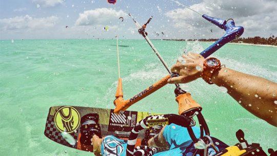 Trip to Zanzibar - Kitesurfing Lessons Scotland