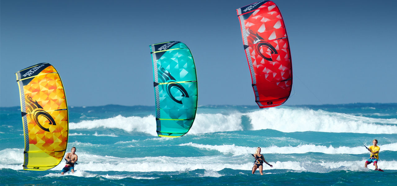 Kitesurfing Rules of Way Kiteboarding Lessons Scotland Edinburgh Glasgow