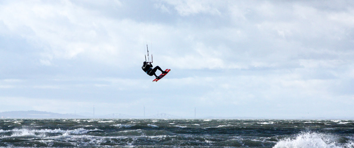 Kitesurfing Lessons in Scotland - Winter Kitesurfing - Health - Kitesurfing School Scotland Edinburgh Dundee Fife Aberdeen Glasgow