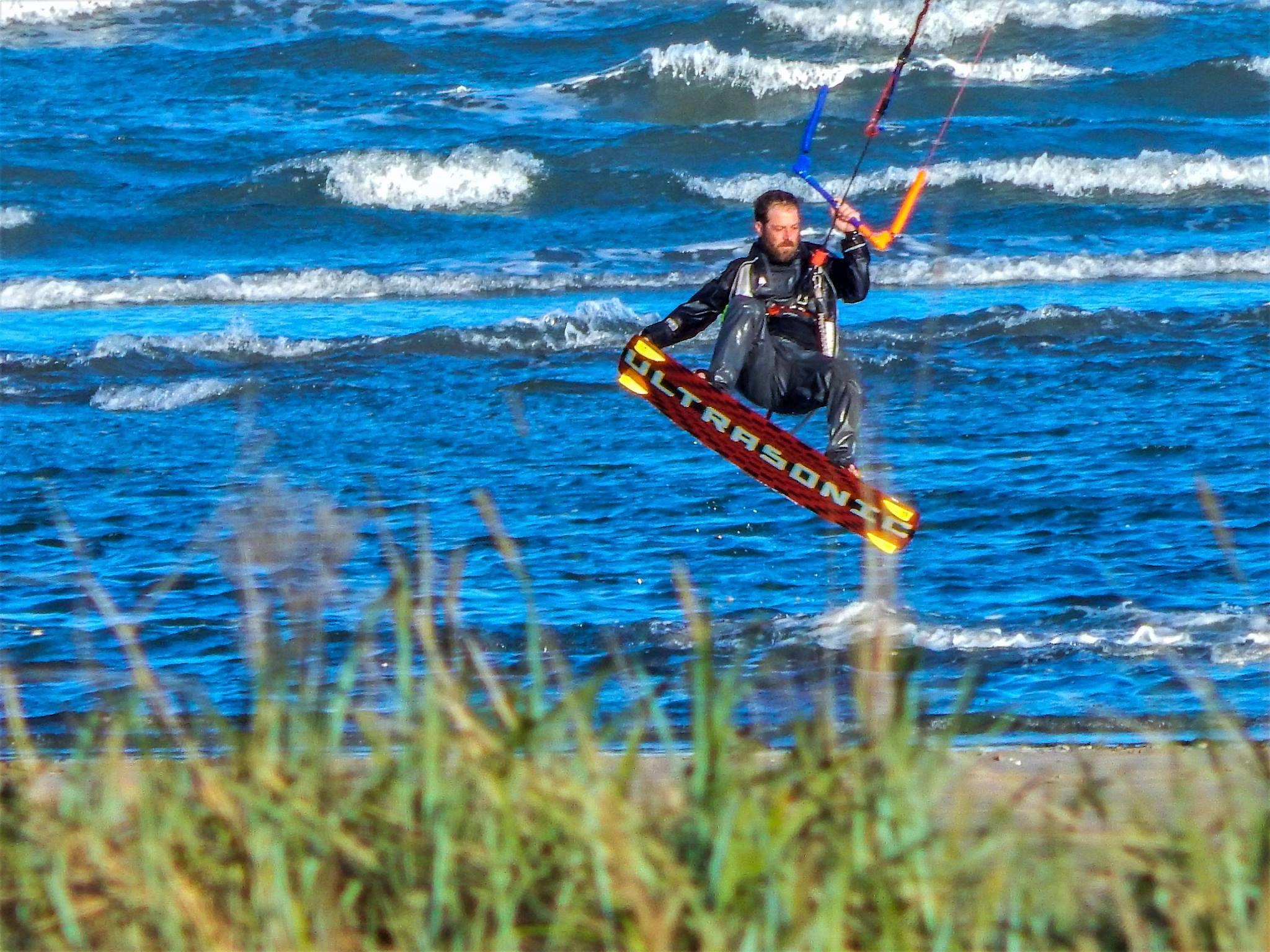 Kitesurfing Lessons Troon