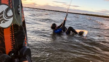 Why Kiteboard Leashes Are Unsafe