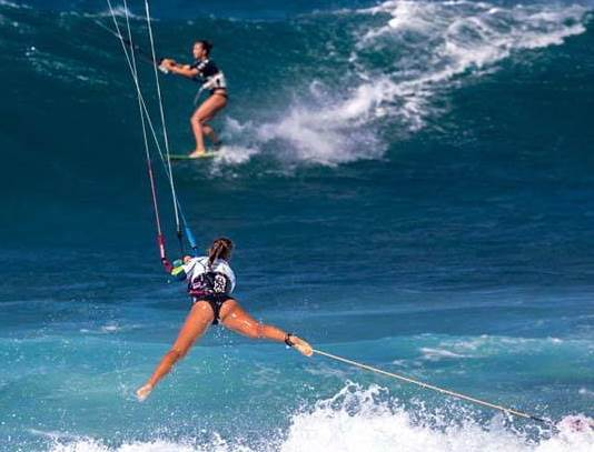Kitesurfing lessons Scotland - Edinburgh Glasgow Dundee Aberdeen Inverness Board Leash Springs
