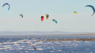 Kitesurfing Right of Way Rules