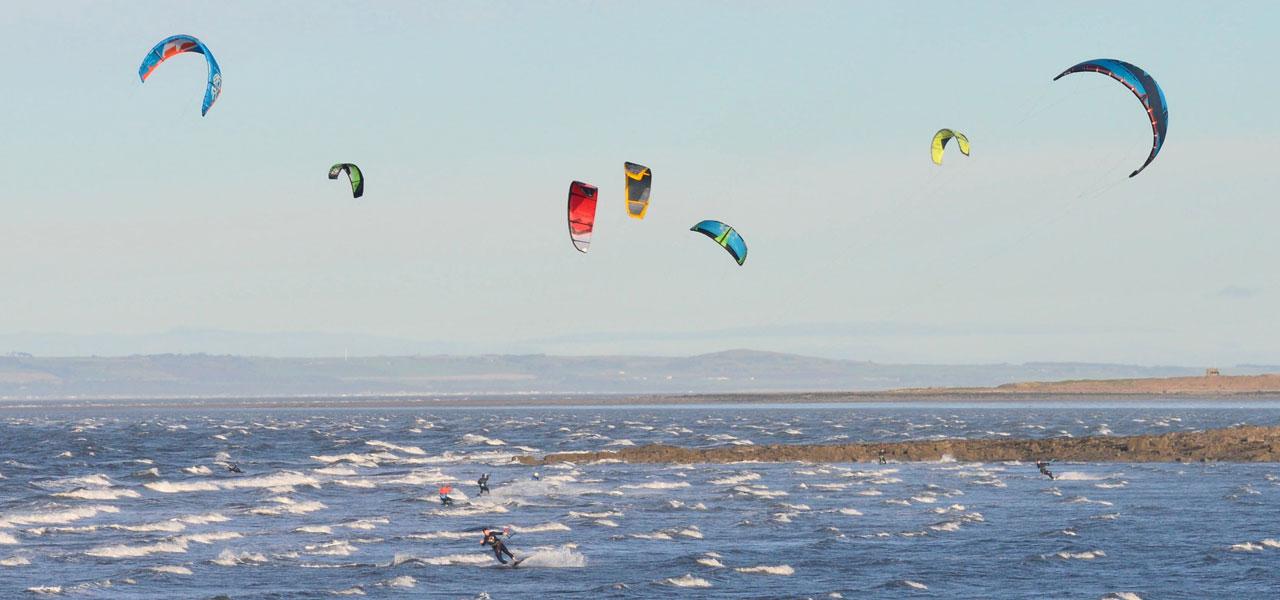 Kitesurfing Rules of Way - Kitesurfing Lessons Scotland - Edinburgh, Troon, Glasgow, Fife, Dundee