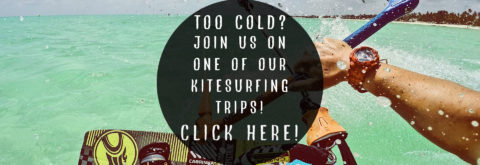 Join us on one of our kitesurfing adventures