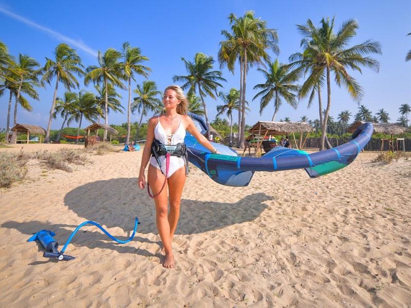 Kitesurfing Sri Lanka Holidays