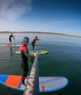 SUP Lessons Scotland - SUP Lessons Edinburgh - SUP Lessons East Lothian