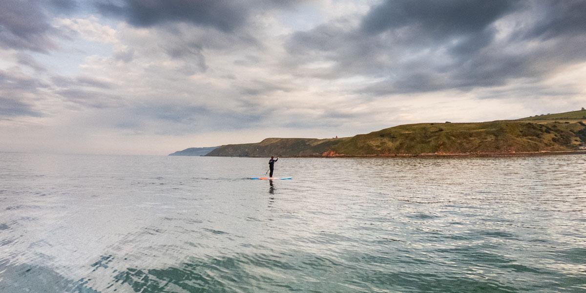 SUP Lessons Scotland - SUP Lessons Edinburgh - SUP Lessons East Lothian Paddleboard