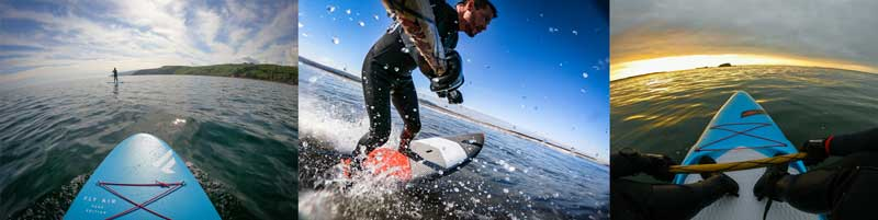 SUP Lessons in Scotland - SUP Lessons in Edinburgh
