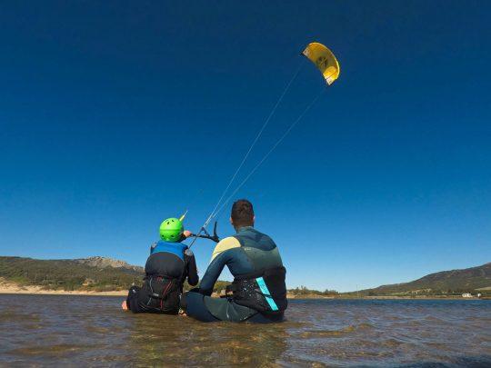Kitesurfing Lessons Scotland Edinburgh Troon - Tarifa Trip