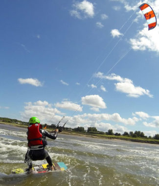 2-Day IKO Kitesurfing Course Voucher