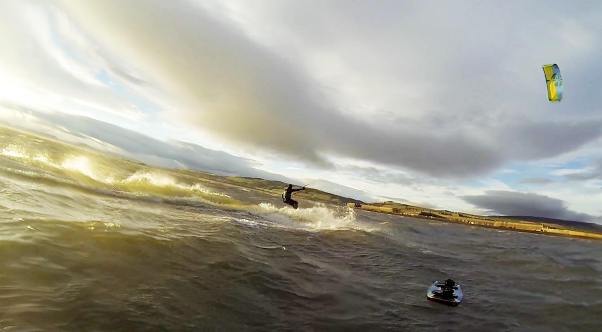 Kitesurfing School Scotland, Edinburgh, Dundee, Glasgow, Aberdeen