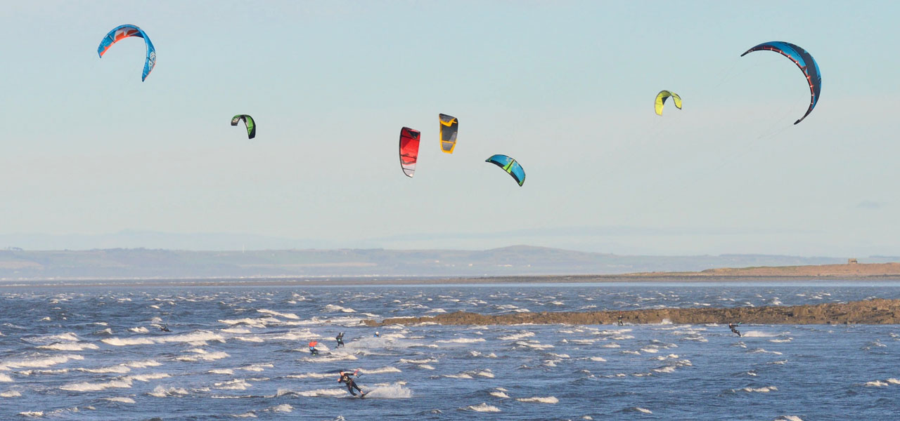Kitesurfing Rules of Way - Kitesurfing Lessons Scotland - Edinburgh, Troon, Glasgow, Fife, Dundee