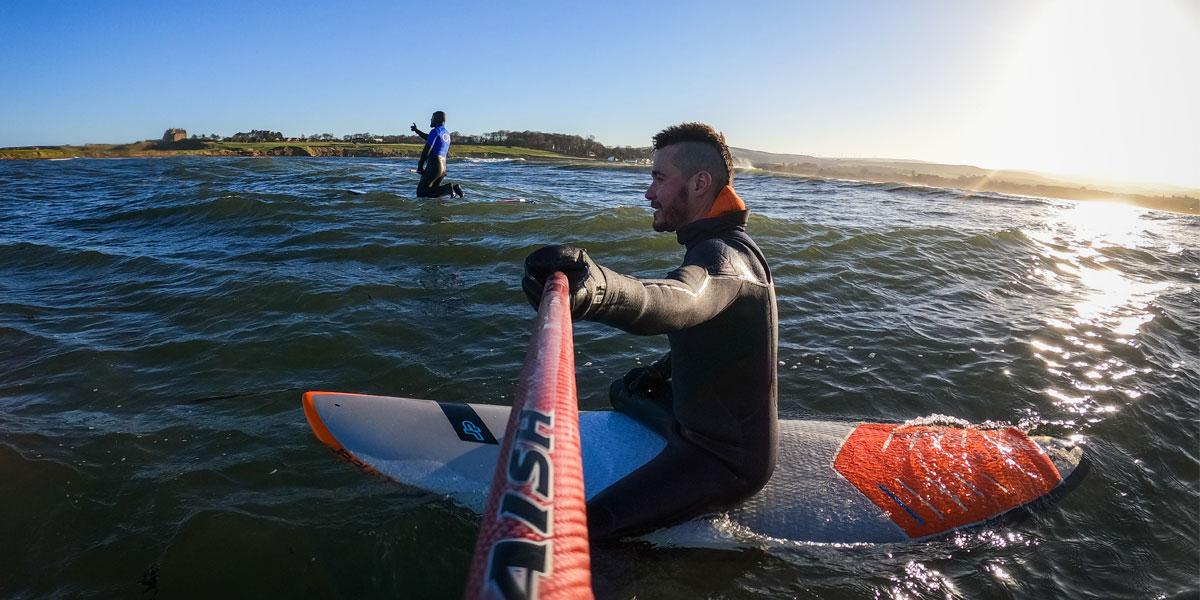 SUP Lessons Scotland - SUP Lessons Edinburgh - SUP Lessons East Lothian SUP Surf