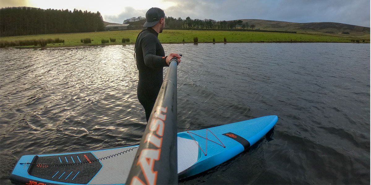 SUP Lessons Scotland - SUP Lessons Edinburgh - SUP Lessons East Lothian GrandTourer