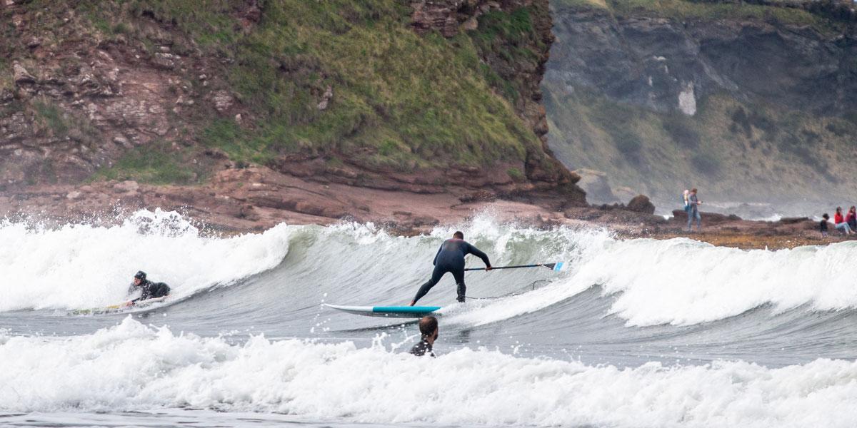 SUP Lessons Scotland - SUP Lessons Edinburgh - SUP Lessons East Lothian Surf