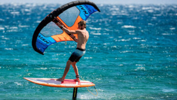 6 Reasons to WingFoil - Wing Surfing Lessons Scotland